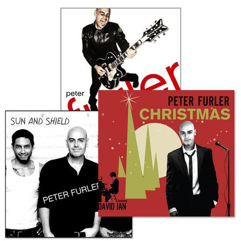 3-PACK - On Fire/ Sun & Shield/ Christmas